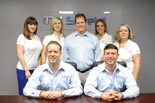 Protective Enclosures Team Photo